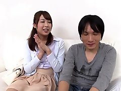 Incredible Japanese model in Fabulous Fetish, Cunnilingus JAV movie