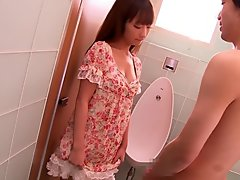 Fabulous Japanese model in Hottest HD, Blowjob JAV video