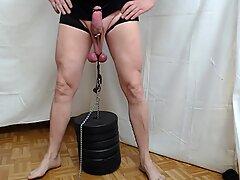 Cbt (cock ball torture)