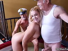 Old young blonde and my favorite daddy porn He tagged along with us to go watch an escort