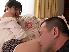 Horny Japanese whore in Fabulous Amateur, Small Tits JAV video