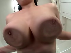 Fabulous Japanese chick in Amazing HD, Big Tits JAV scene