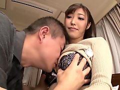 Amazing Japanese slut in Fabulous HD, MILF JAV movie
