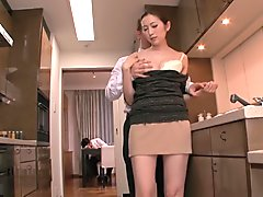 Exotic Japanese whore in Amazing Wife, HD JAV scene