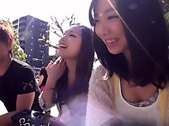 Hottest Japanese whore in Incredible Teens, Facial JAV clip