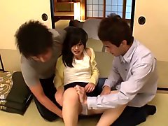 Incredible Japanese chick in Exotic MILF, HD JAV scene