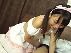Crazy Japanese model in Amazing HD, POV JAV movie